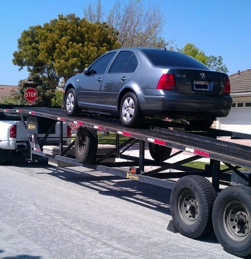 Your car must arrive undamaged and safe.