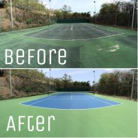 Efficient Ways To Maintain The Tennis Court And Keep Clean