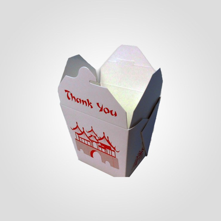 chinese takeout packaging