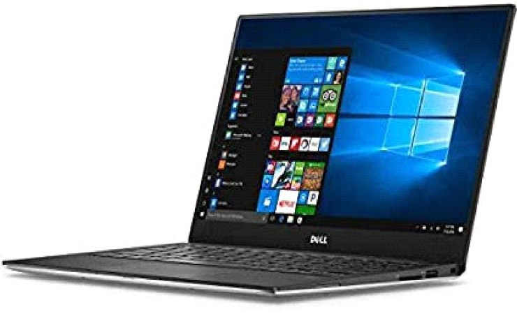 Dell XPS 13.3 Inch Touch Screen Laptop