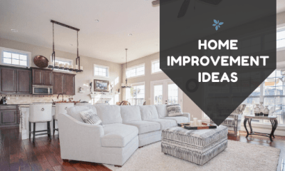 12 Simple and Cost-Effective Home Improvement Ideas