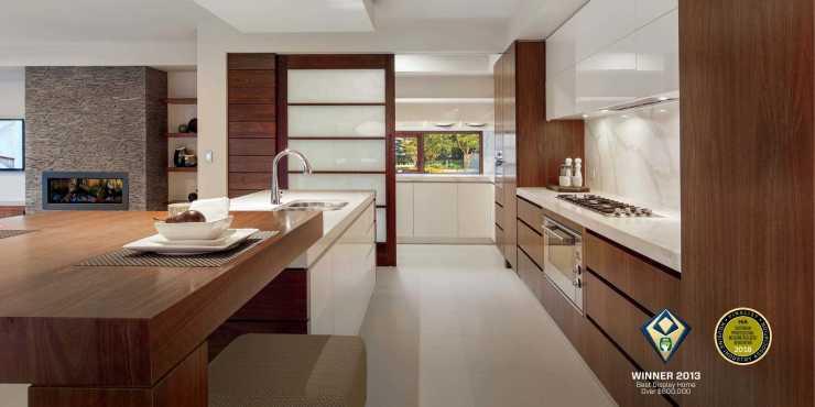 Comdain Homes Urbane Kitchen 2200 1100 50 s c1