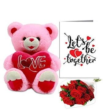 Get Her a Teddy Bear