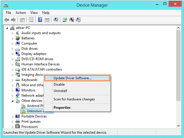 Steps to Install the Missing Drivers in Windows PC 4