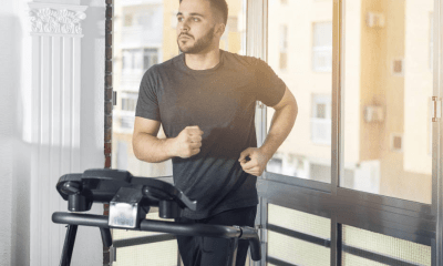Treadmill for weight loss