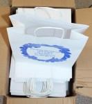 Nadruk na torbie papierowej