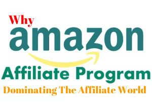 Why Amazon affiliate is considered as the most popular affiliate program in the online world?