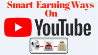 Top 5 smart ways of earning money on YouTube