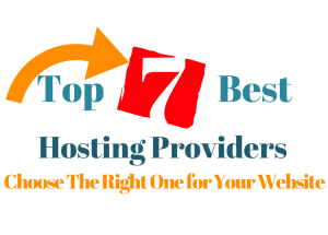 Top 7 best hosting providers