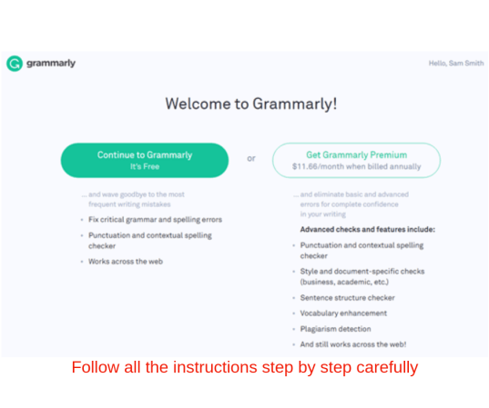 Grammarly 6