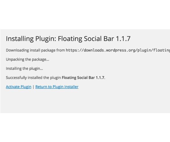 WordPress Plugin 4