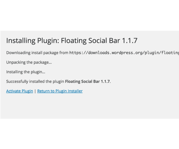 WordPress Plugin 4