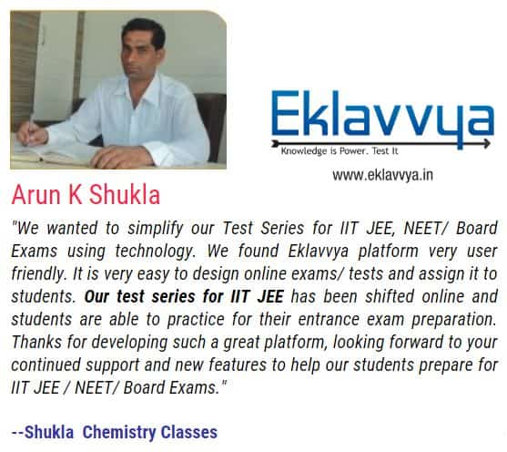 Successful Online Test Series Implementation