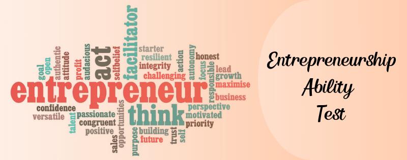 Hiring Assessments - Entrepreneurship Ability Test