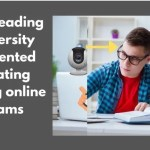 How leading university prevented cheating during online exams