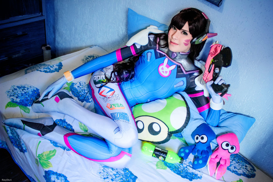 Top 20 Best DVa Cosplay From Overwatch Number 4 Is So