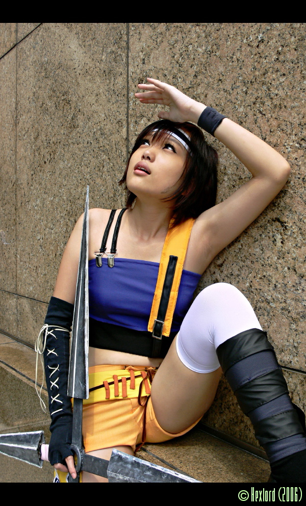 Top 20 Yuffie Kisaragi Cosplay From Final Fantasy 7