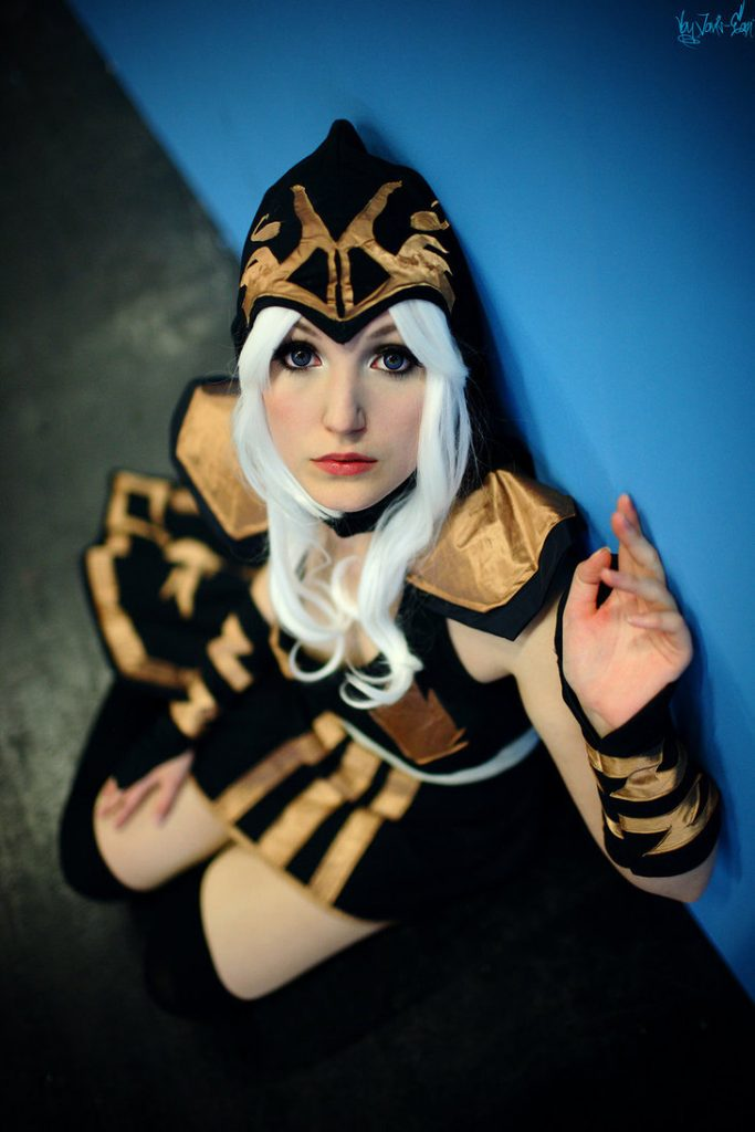 Top 20 Best Ashe Cosplay From League Of Legends Online
