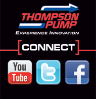 Thompson Pump Launches Social Media Program