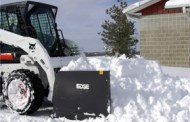 New EDGE® Low Profile Snow Pushes
