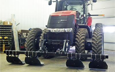 Now available - Tractor Stalk Stompers for Case IH Magnum