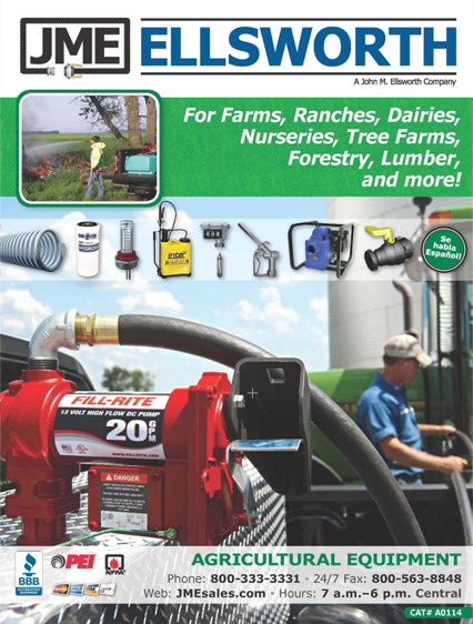 The John M. Ellsworth Company Releases Its New Agricultural Products Catalog