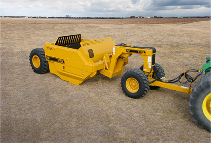 Landoll/ICON Introducing a New, Larger AG-13 Scraper
