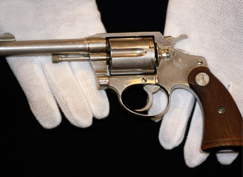 American Gangster Al Capones Gun Sells For 110000 At