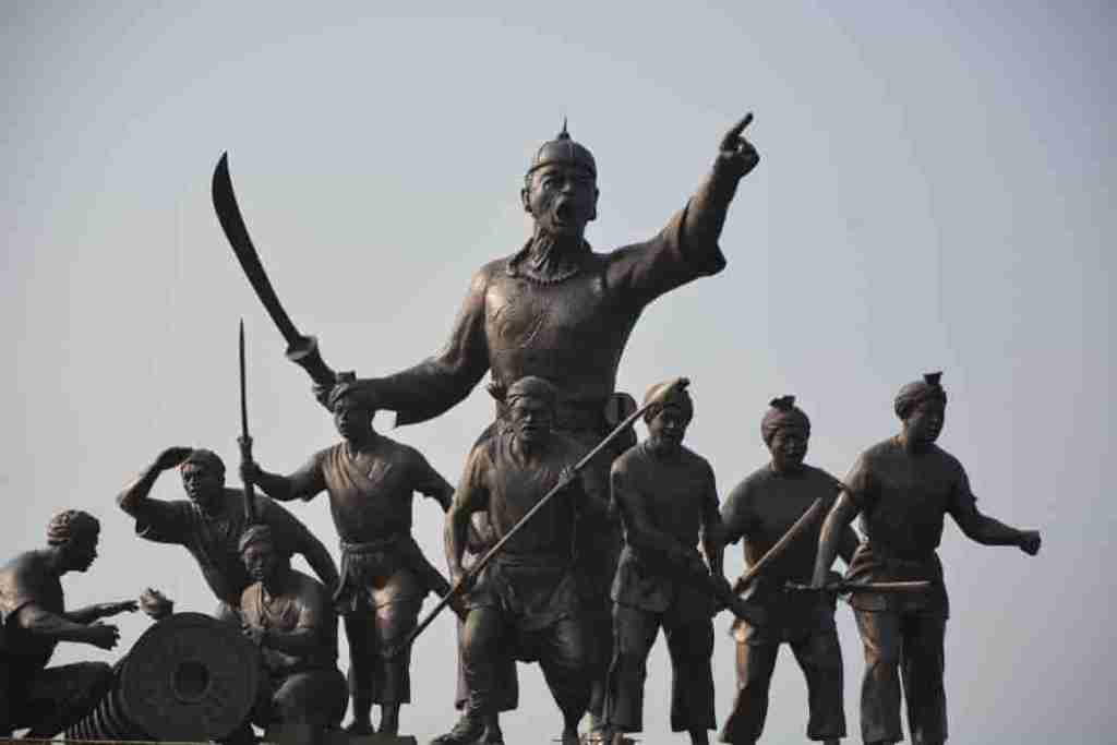 Indian freedom movement and national awakening in assam