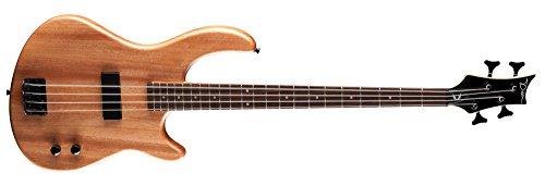 310LxHrJkIL - Dean E09M Edge Mahogany Electric Bass Guitar - Natural