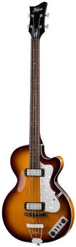 31IKHpyYMDL - Hofner HOF-HI-CB-SB 4-String Bass Guitar