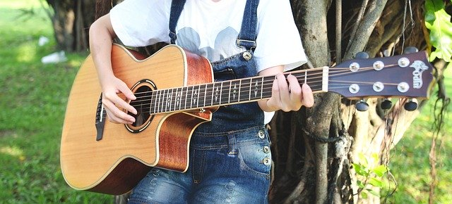 easy tips to learning the guitar 1 - Easy Tips To Learning The Guitar