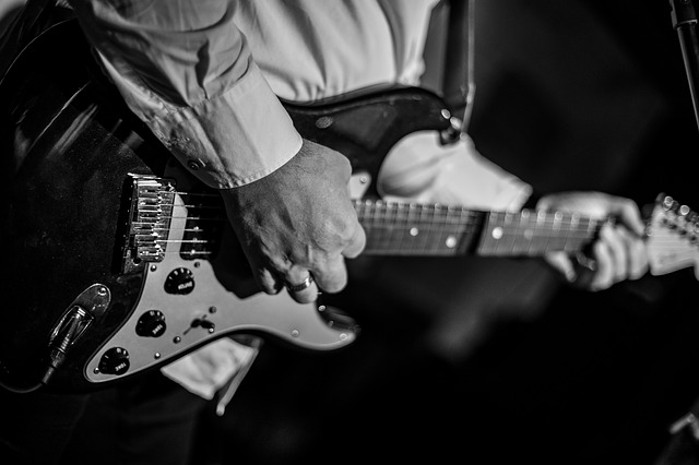 there is a lot that goes into playing the guitar 1 - There Is A Lot That Goes Into Playing The Guitar