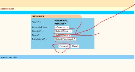 Himachal Pradesh NREGA Job Card