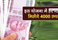sakhi yojana of up government women get 4000rs monthly