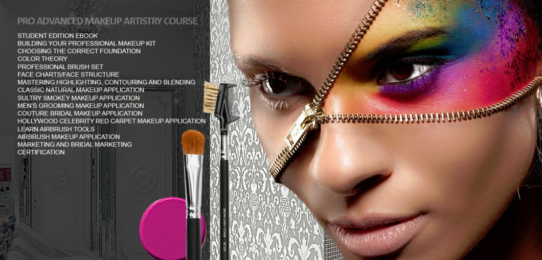 Makeup Artist Course Hairstly