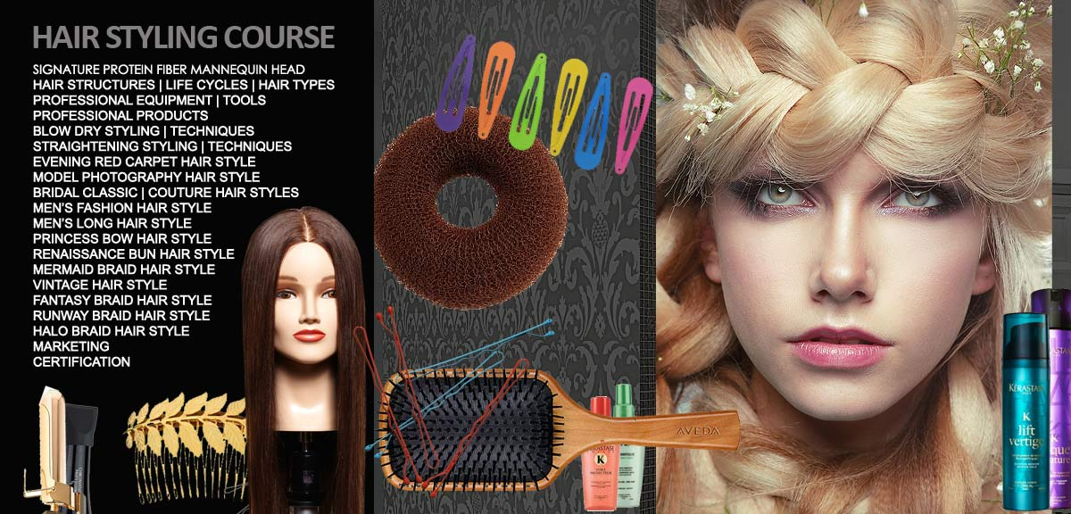 Hair Styling Course And Classes Online Michael Boychuck