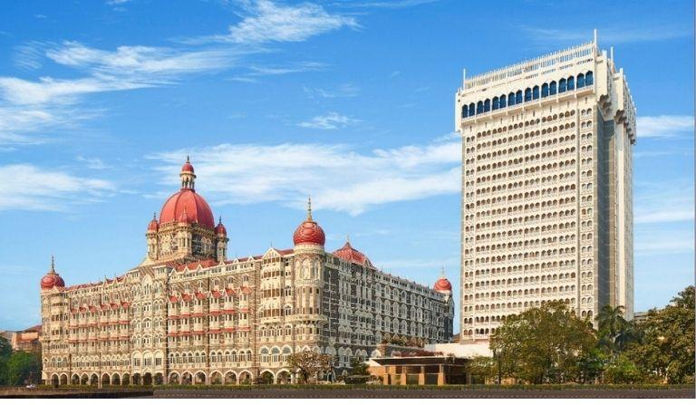 Mumbai Taj Hotel in hindi