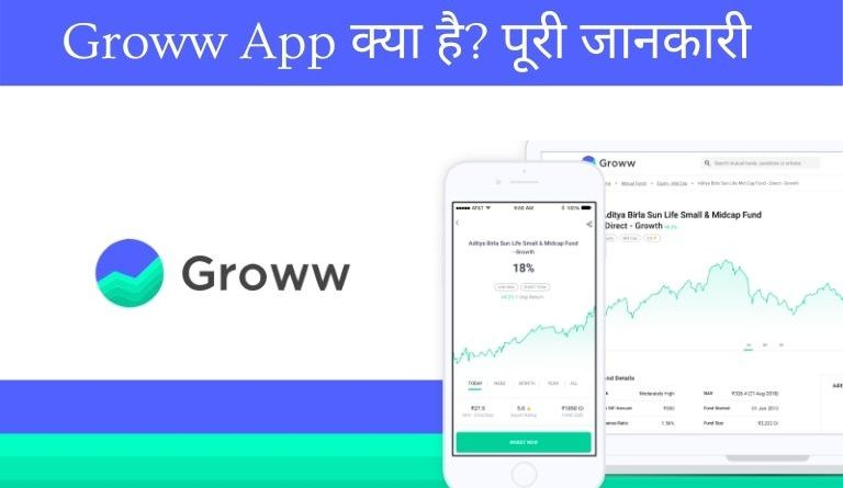 Groww App Kya Hai in Hindi