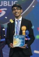 Dhruvik Parikh Recipient of the Intel Foundation Young Scientist Award (2018)