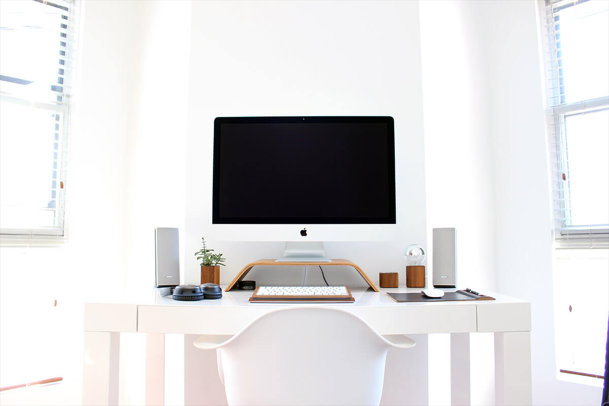 You are currently viewing Clean And Simple PC Setup – Designers Perspective