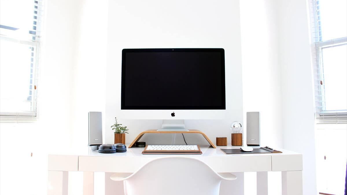 Clean And Simple PC Setup – Designers Perspective