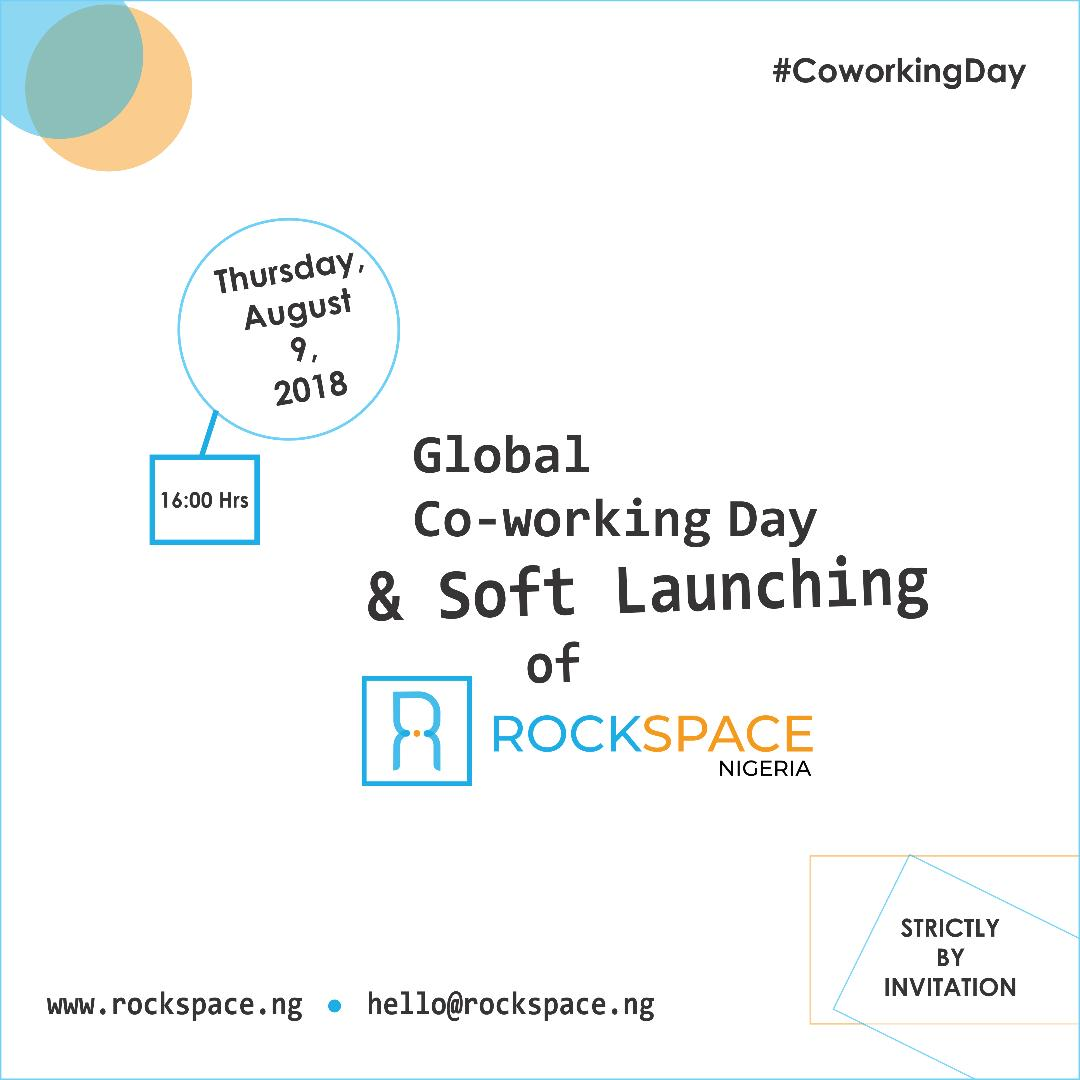 Read more about the article RockSpace to Launch a Coworking Space and Ideation Lab in Abeokuta Ogun State