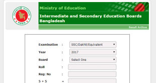 SSC Result 2018 Bangladesh All Education Board Results educationboardresults.gov.bd