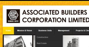 Associated Builders Corporation Ltd job circular 2020
