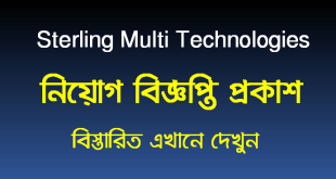 Sterling Multi Technologies Limited Job Circular 2021