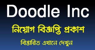 Doodle Inc Job Circular 2021