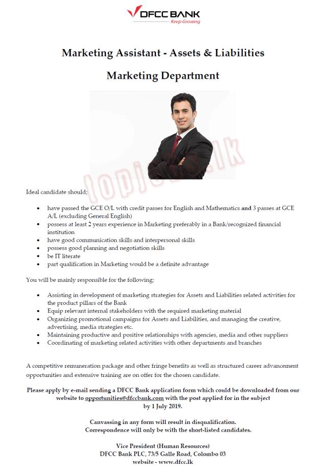 BankManagers Vacancies