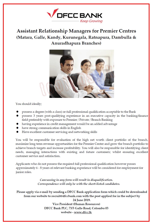 Managers-Vacancies