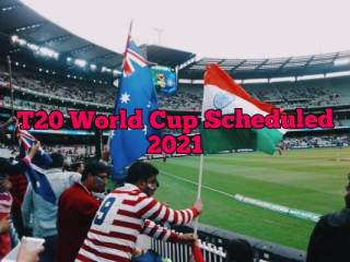 ICC T20 Mens World Cup Schedule 2021
